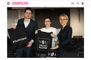 Cosmopolitan: