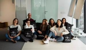 YOU и ТыНеОдна: социальный проект