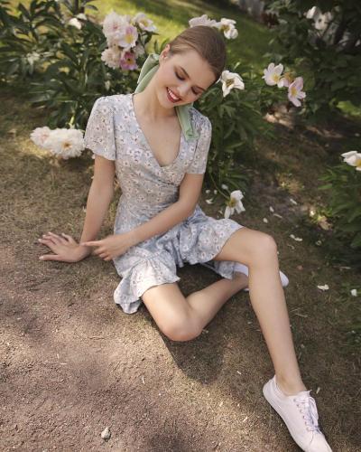 Изображение товара Платье, арт. D0519003 фото 2